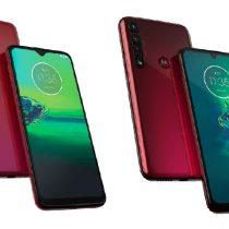 Motorola G8 i G8 Plus na renderach