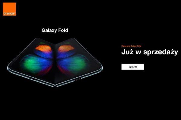 Galaxy Fold Orange