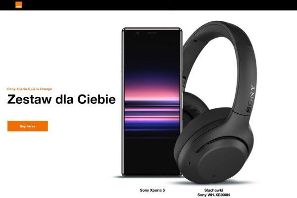 Sony Xperia 5 abonament
