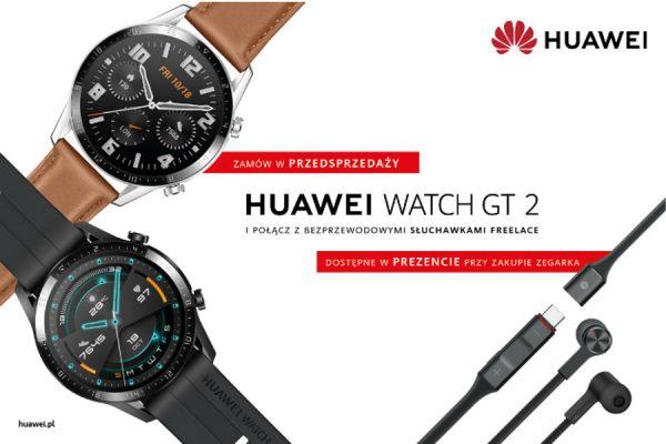 Huawei Watch GT2 przedsprzedaż