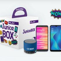 Nowy zestaw Junior Box z głośnikiem gratis