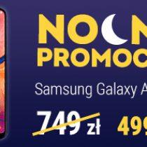 Nocna promocja Play – Samsung Galaxy A20e