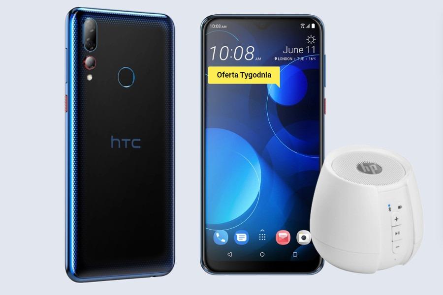 HTC Desire 19 Plus promocja