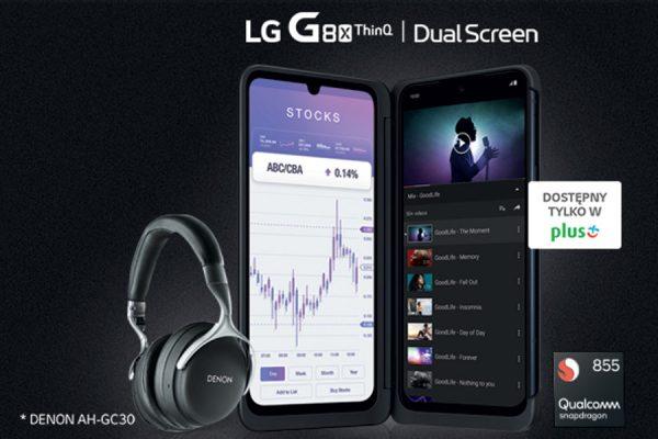 LG G8X przedsprzedaż