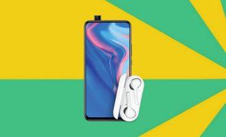 Huawei P Smart Z + słuchawki gratis w Plushu