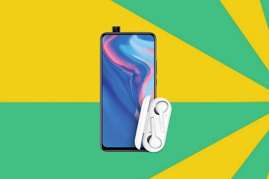 Huawei P Smart Z promocja