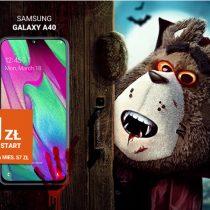 Przerażająco dobra oferta Plusha – Samsung Galaxy A40 za 1 zł