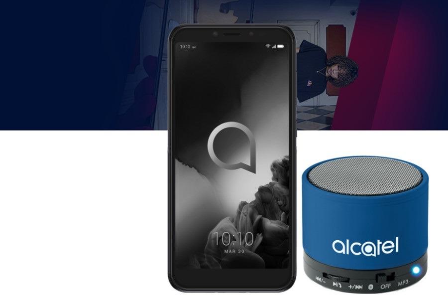 Alcatel 1s promocja