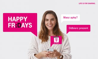 Happy Fridays w T-Mobile – ekstra 10 GB