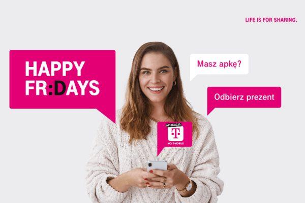 T-Mobile Happy Fridays