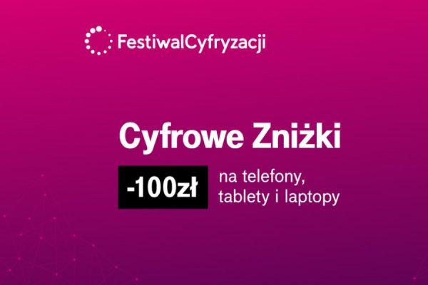 T-Mobile rabat 100 zł