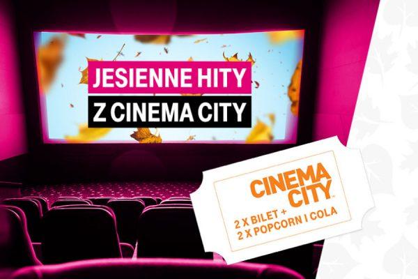 T-Mobile darmowe bilety Cinema City