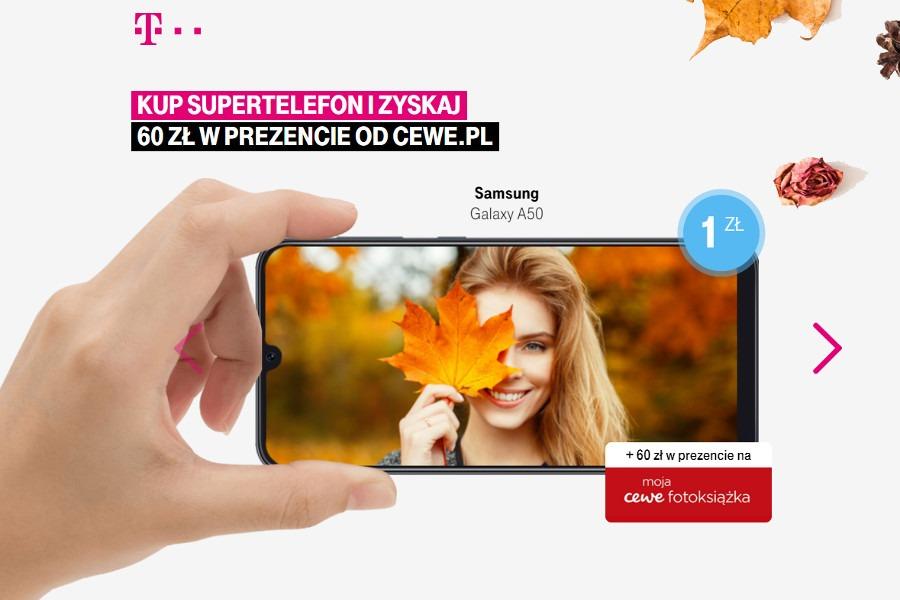 Samsung Galaxy A50 promocja