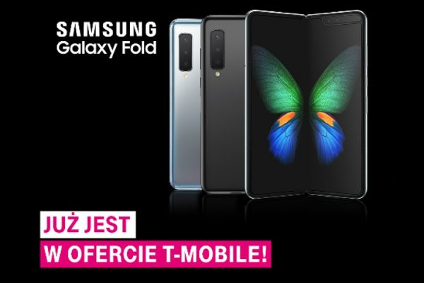 Galaxy Fold T-Mobile