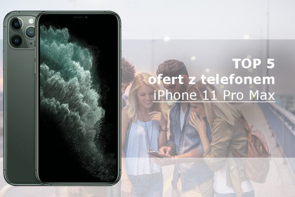 iPhone 11 Pro Max abonament