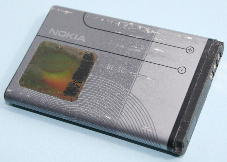 Bateria do Nokii BL-5C
