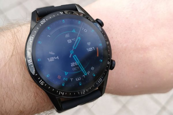 Huawei Watch GT2 test