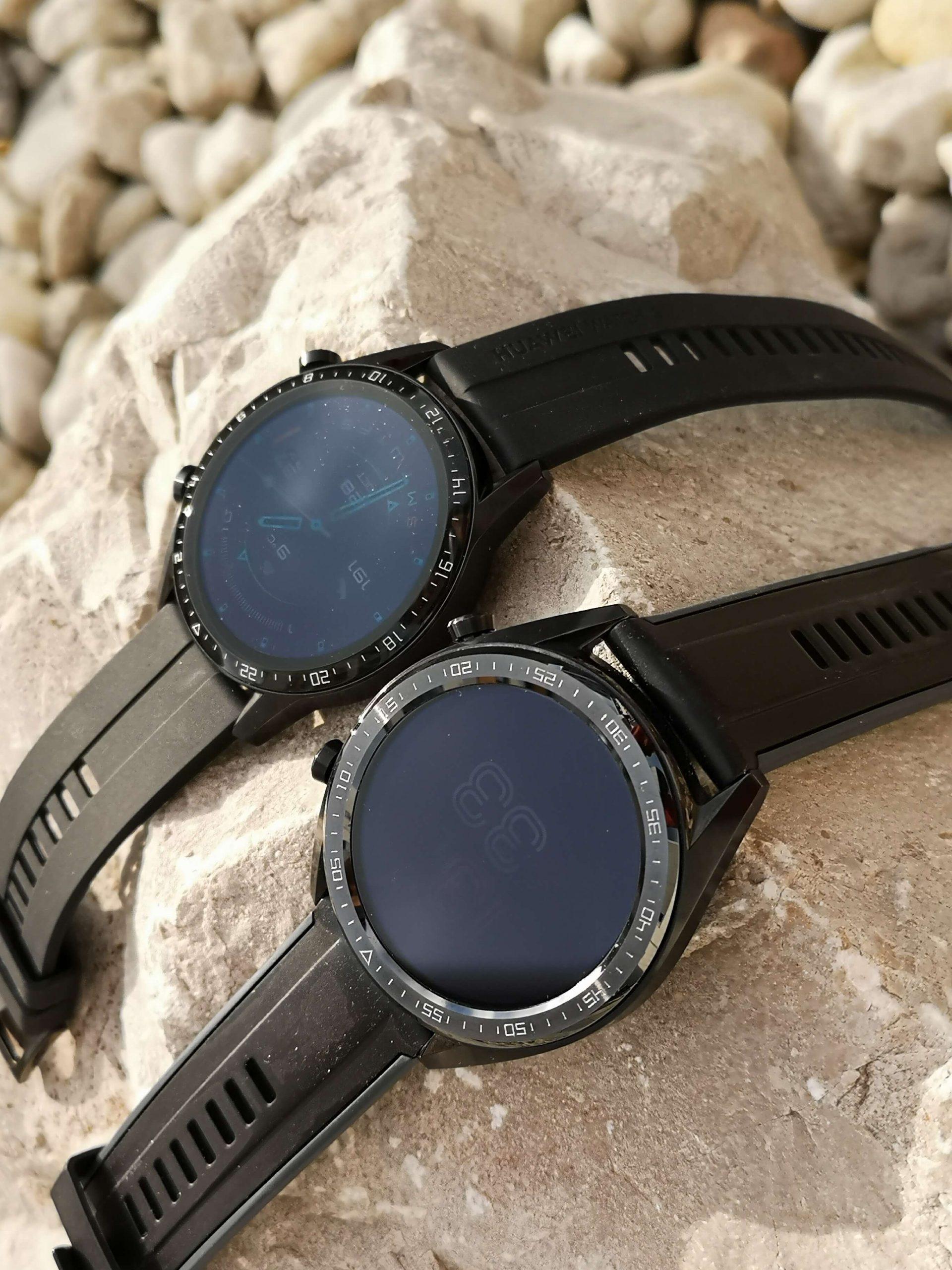 Huawei Watch GT 2 vs Huawei Watch GT
