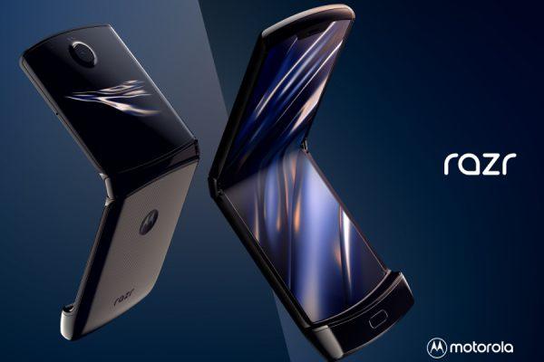 Motorola Razr debiut