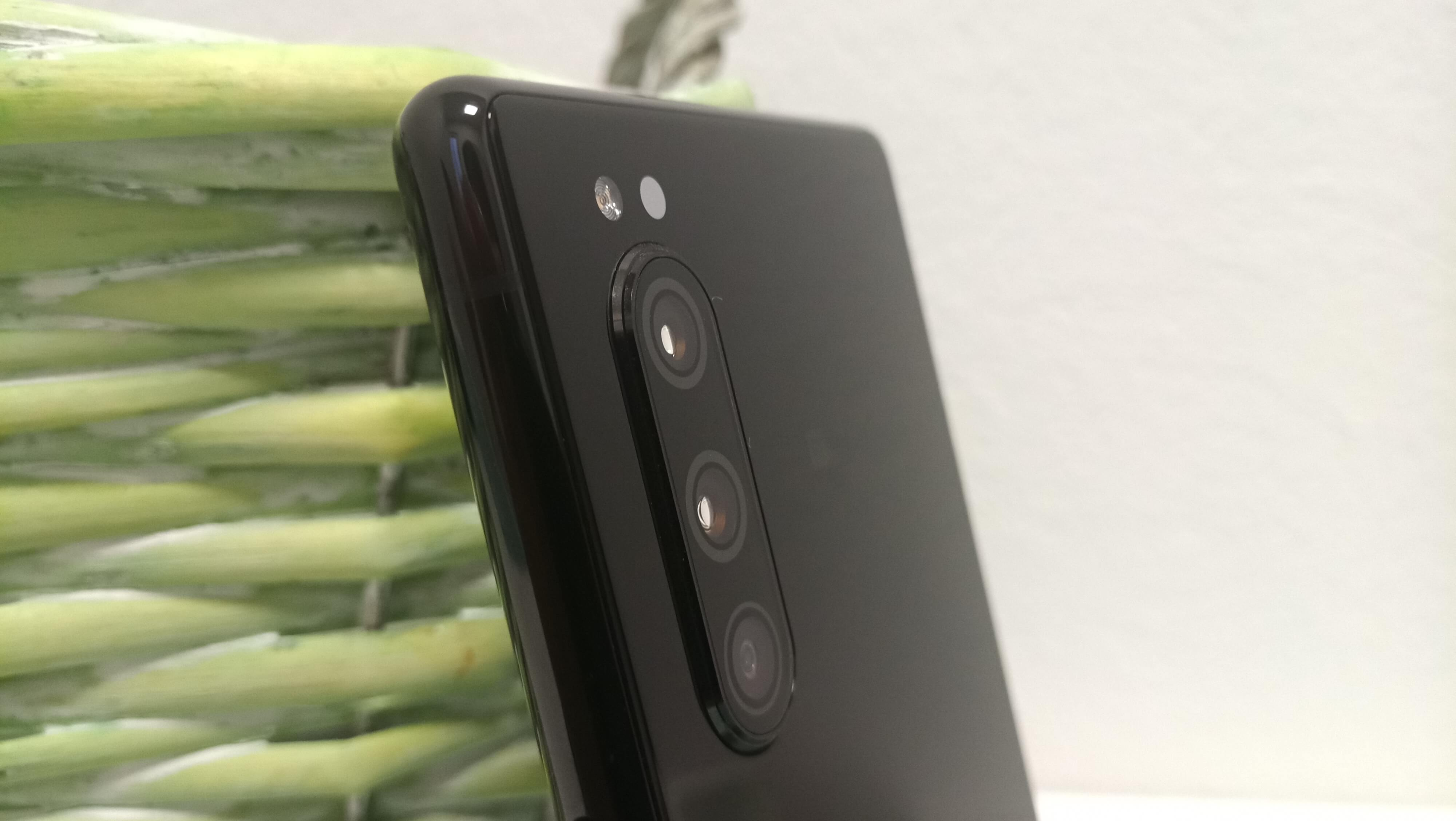 Sony Xperia 5 test