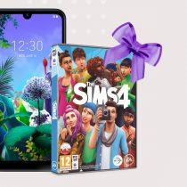 LG Q60 z grą The Sims 4 w prezencie w Play