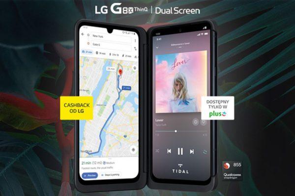 LG G8X ThinQ abonament