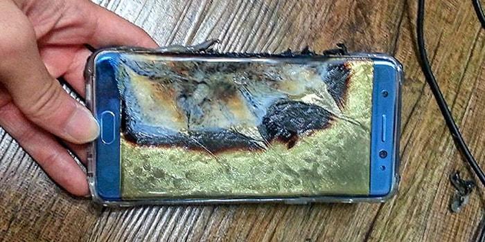 wybuch Galaxy Note 7