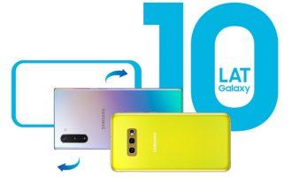 Dodatkowe 500 zł w promocji Odkup z Galaxy Note10
