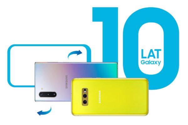 Galaxy Note10 Odkup 500 zł