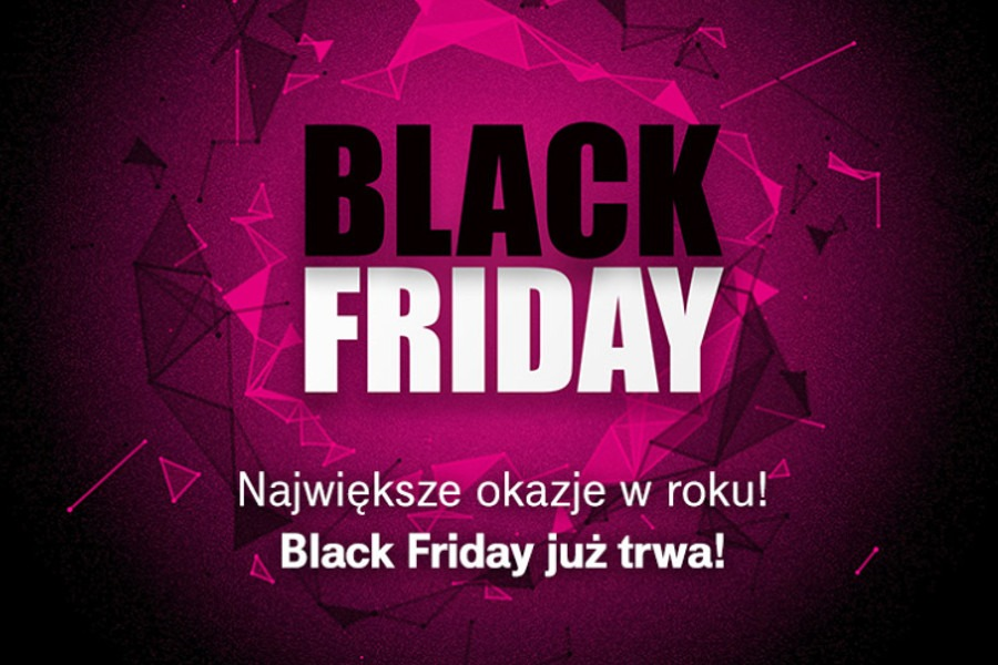promocja Black Friday T-Mobile