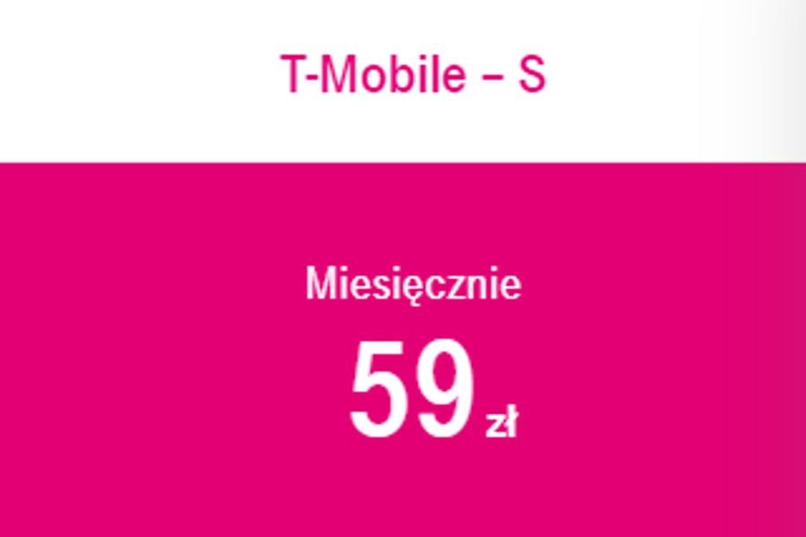 T-Mobile abonament 5 GB