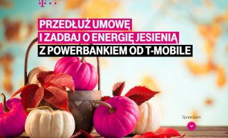 Powerbank dla przedłużających umowę w T-Mobile