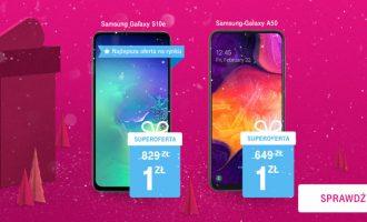 Prezenty na Święta w T-Mobile – Galaxy S10e taniej o ponad 800 zł