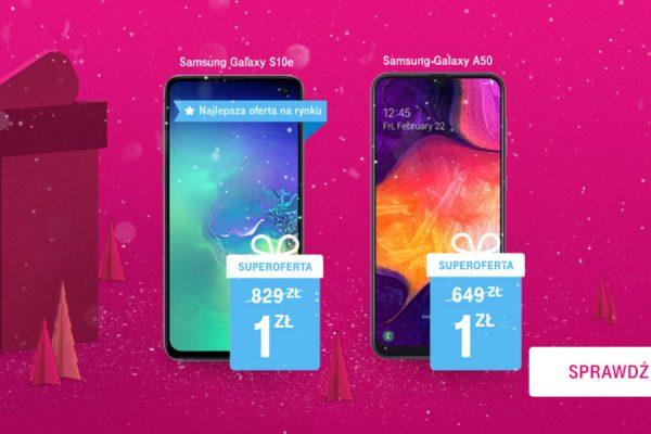 T-Mobile rabaty na Święta