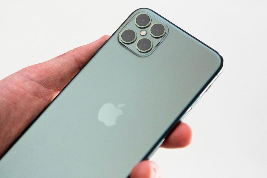Apple iPhone 12 koncept