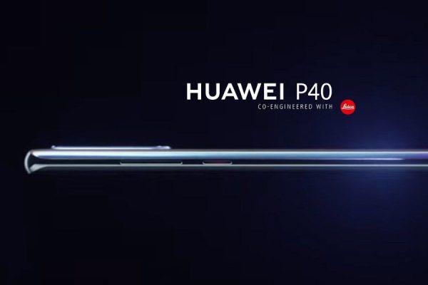 przecieki Huiawei P40
