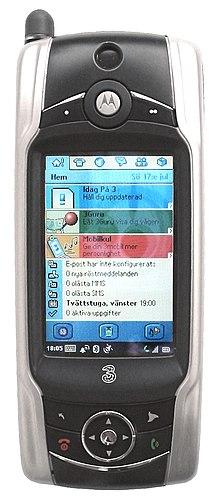 Motorola E925