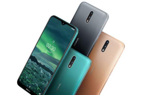 Nokia 2.3 premiera