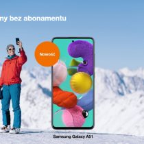 Nowość w Orange – Samsung Galaxy A51