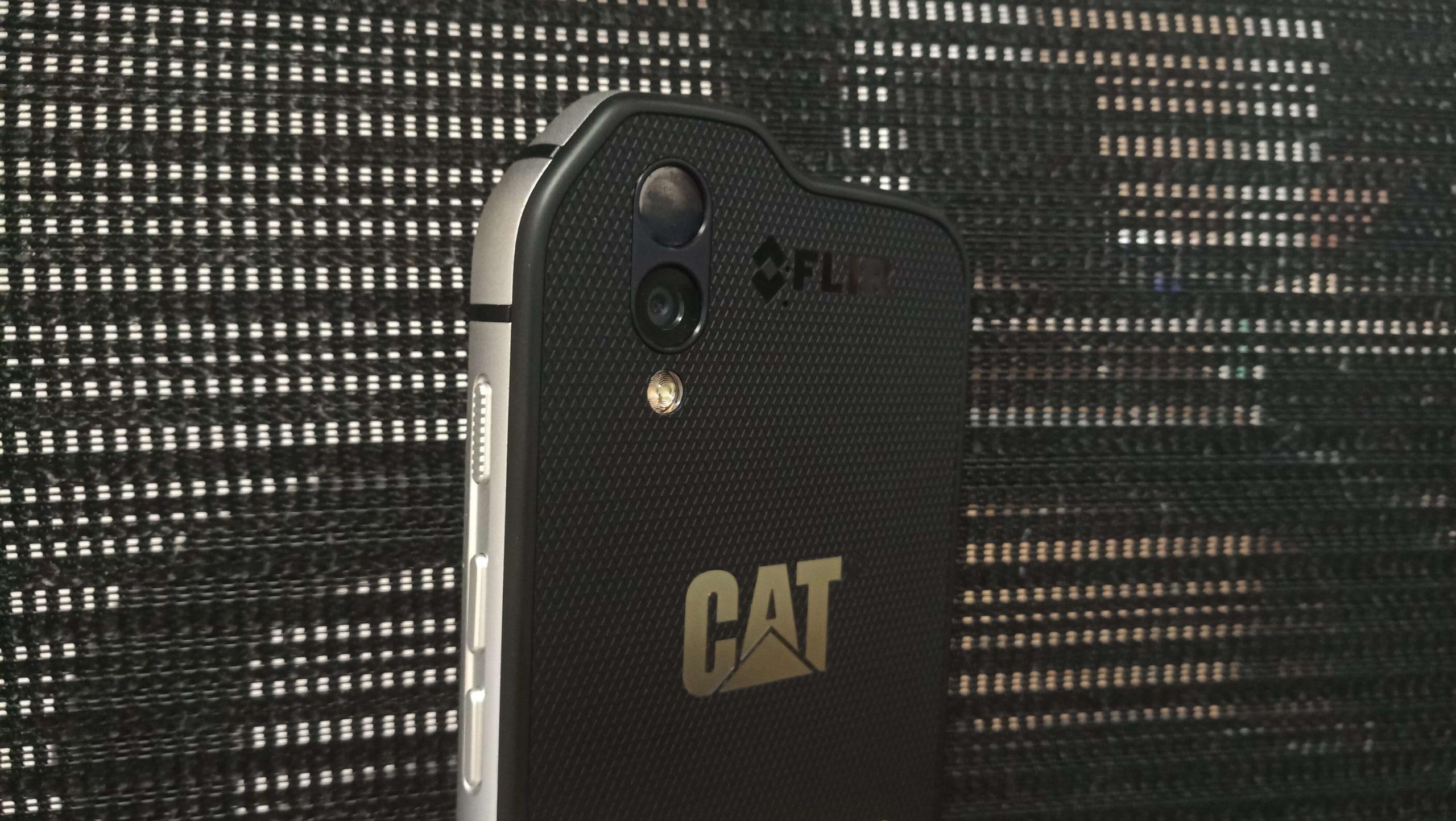 Cat S61 test