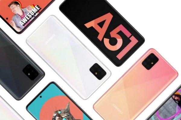 Galaxy A51 debiut