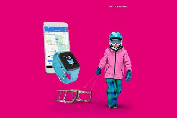 T-Mobile smartwatch dla dziecka