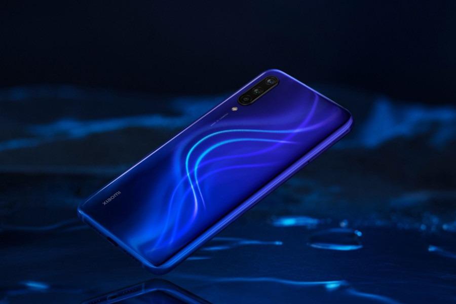 Xiaomi Mi 9 Lite blue