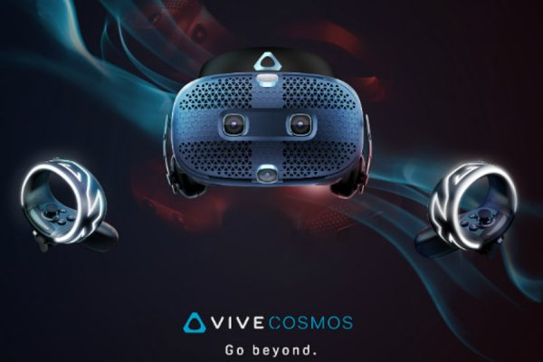 VR HTC VIVE Cosmos