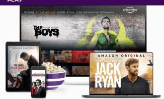 Amazon Prime Video przez 6 miesięcy za 0 zł w Play