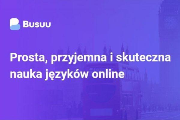 Busuu w Play