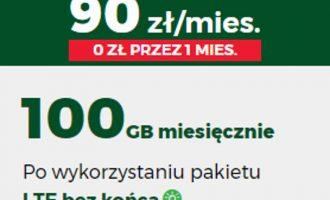 Plus Internet 100 GB pod lupą – prześwietlamy ofertę