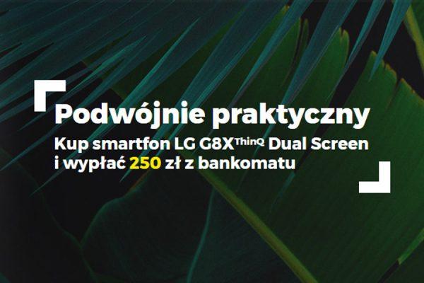 LG G8x Thinq promocja