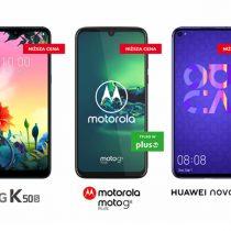 Wyprzedaż smartfonów w Plusie – taniej do 180 zł