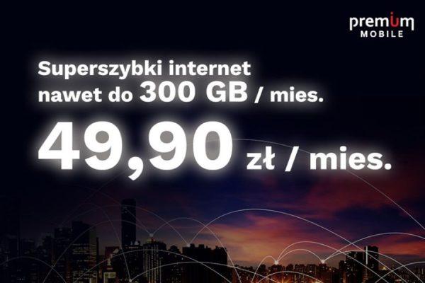 Premium Mobile 300 GB